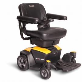 Pride Go chair -  electrische binnenhuisrolstoel