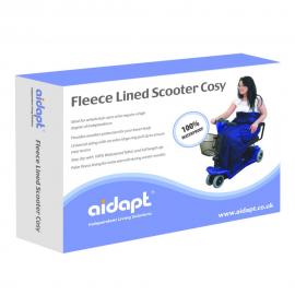 beenbescherming met fleece  - aidapt