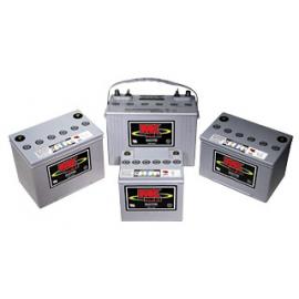 97 amp MK GELL (per set van 2)
