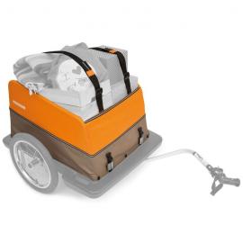 Aanhangwagen Scootmobiel  'CROOZER'