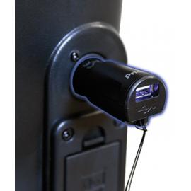 USB - lader voor scootmobiel